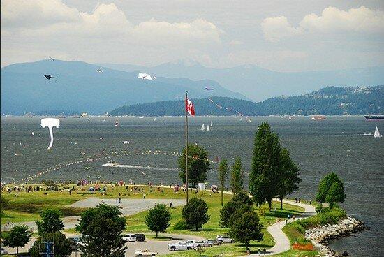 Ванье Парк, Ванкувер Канада