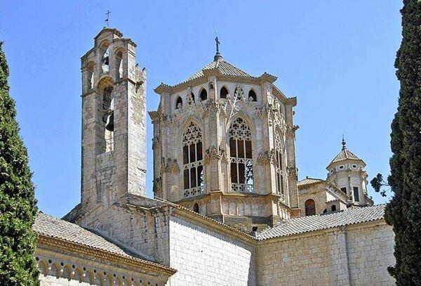 Монастырь Поблет Коста-Дорада