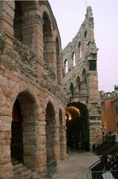Arena di Verona, Верона Италия
