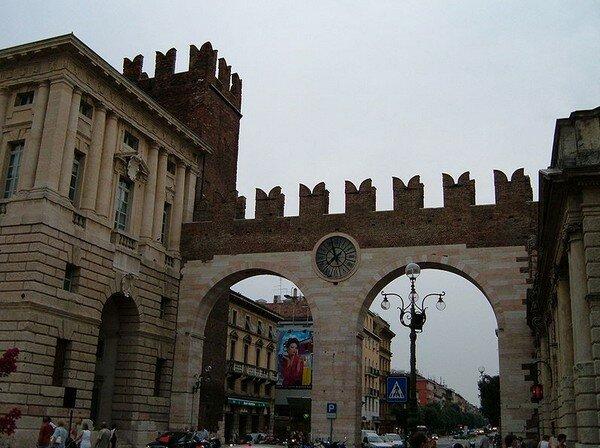 Портони дела Бра, Верона Италия