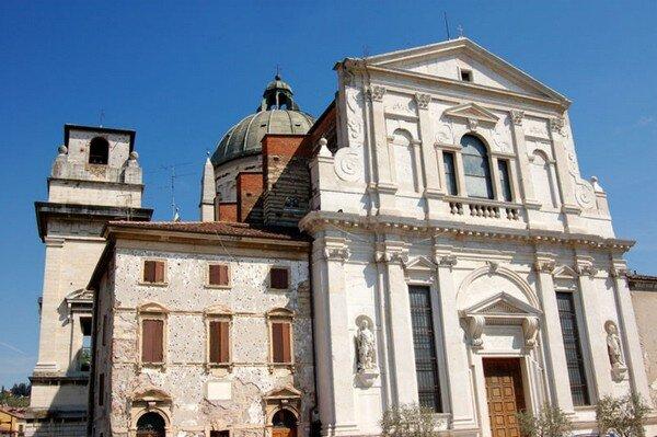 San Giorgio in Braida, Верона Италия