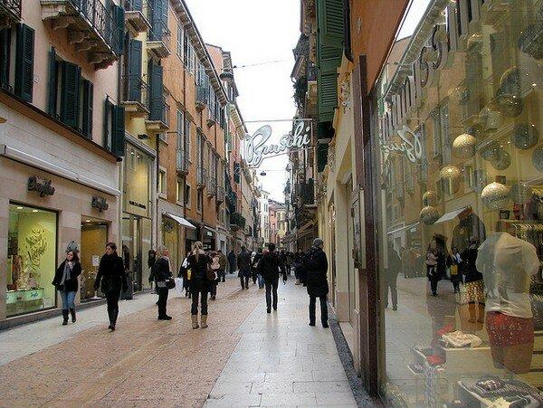 Итальянская женская одежда купить в интернет