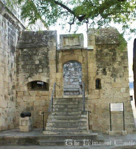 Замок Лимассола, Кипр