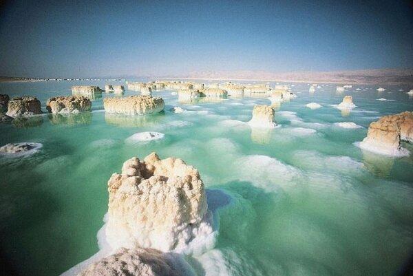 Лечение и отдых на Мертвом море