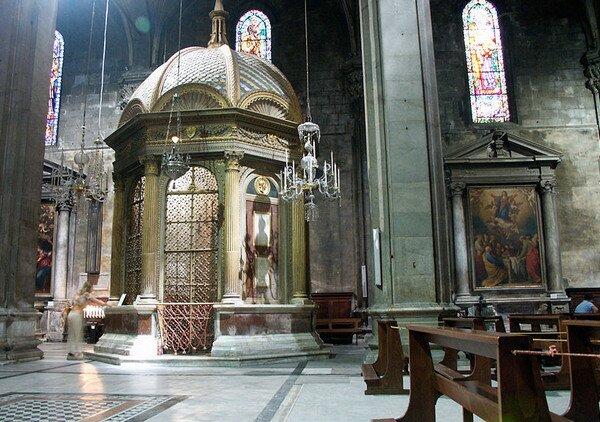 Кафедральный Собор Лукки, Италия