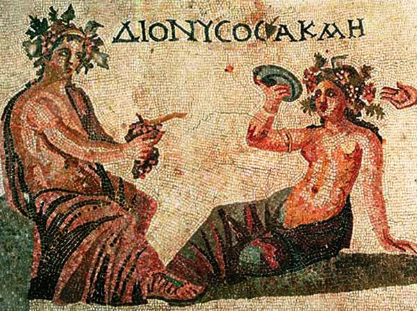 Мозаики Дома Диониса, Пафос