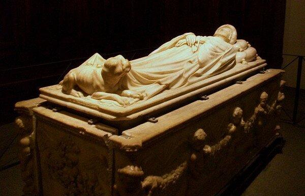 Гробница Иларии дель Каретто, Лукка Италия
