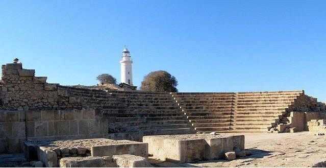 Одеон, Пафос