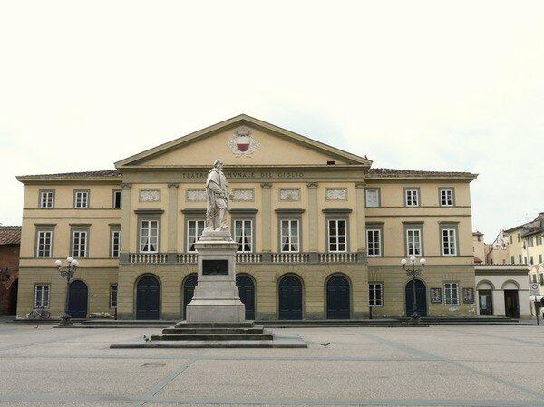 Театр Лилии, Лукка Италия