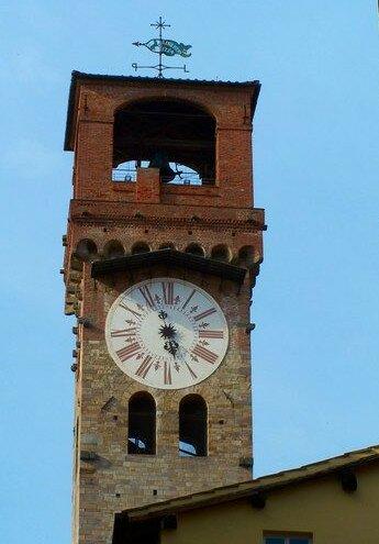 Часовая башня, Лукка Италия