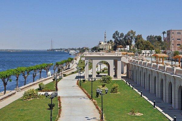 Город Луксор, Египет