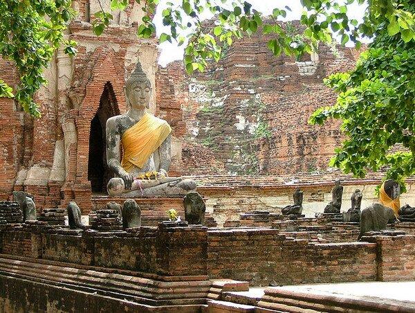 Аюттхая, Самуи Таиланд
