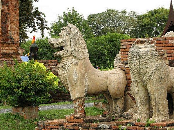 Исторический парк Аюттхая, Таиланд