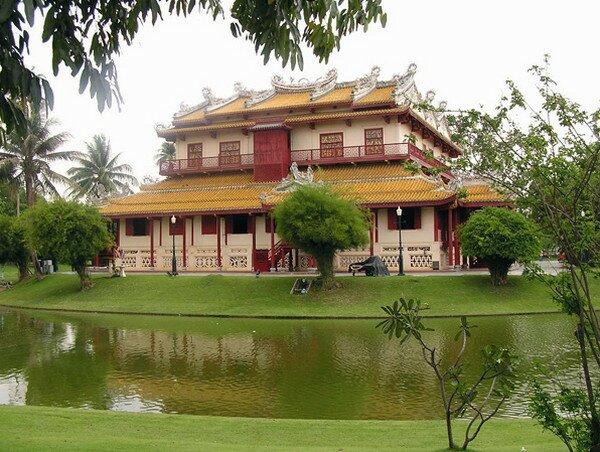 Королевский Дворец Банг Па Ин, Таиланд