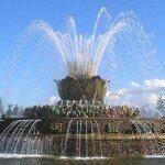Изумительные фонтаны Москвы