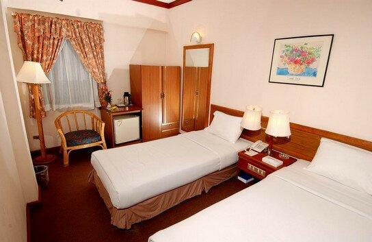 Какие отели в Тайланде 3 звезды. Стандартный номер