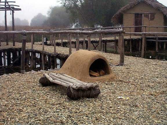 Доисторическое поселение Кастория