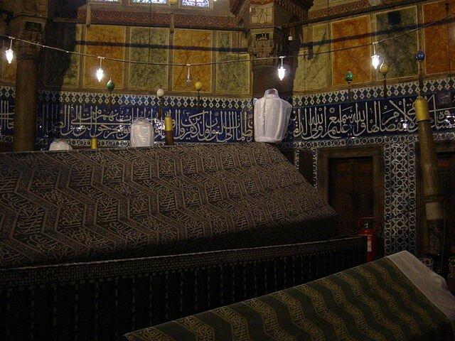 Мечеть Сулеймание Стамбул. Гробница султана Сулеймана Великолепного
