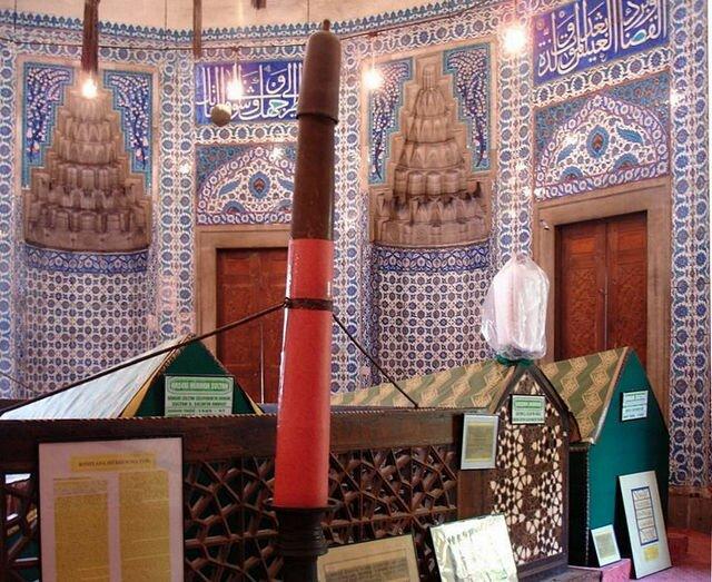 Мечеть Сулеймание Стамбул. Гробница Хюррем Султан и Михремах Султан